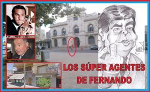 LOS SÚPER AGENTES DE FERNANDO