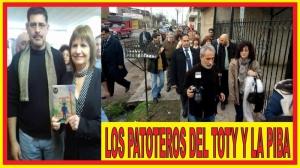 """""""LOS PATOTEROS DEL TOTY Y LA PIBA"""""""