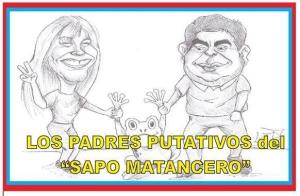 LOS PADRES PUTATIVOS DEL SAPO MATANCERO