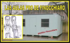 LAS AULAS PRO DE FINOCCHIARO
