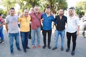 """LOS ÚNICOS CANDIDATOS PARA ENFRENTAR A VIDAL EN ESTE MOMENTO ESTÁN EN LA MATANZA"""