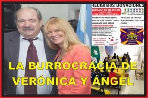 LA BURROCRACIA DE VERÓNICA Y ÁNGEL