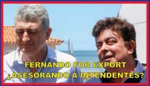 """""""FERNANDO FOR EXPORT: ¿ASESORANDO A INTENDENTES?"""""""