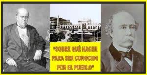 """""""SOBRE QUÉ HACER PARA SER CONOCIDO POR EL PUEBLO"""""""
