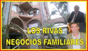 LOS RIVAS: NEGOCIOS FAMILIARES (Parte I)