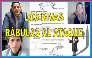 LOS RIVAS: RÁBULAS AL ATAQUE