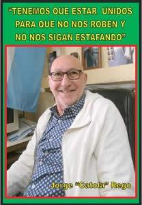 """""""DEBEMOS ESTAR UNIDOS PARA QUE NO NOS ROBEN Y NO NOS SIGAN ESTAFANDO"""""""