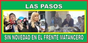 LAS PASOS: SIN NOVEDADES EN EL FRENTE MATANCERO