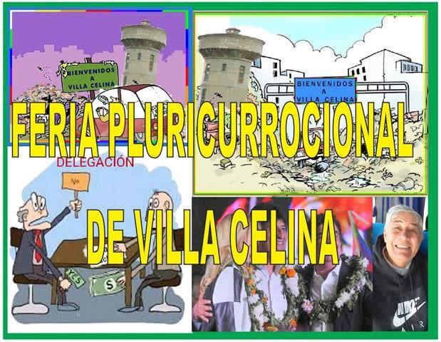 FERIA PLURICURRACIONAL DE VILLA CELINA