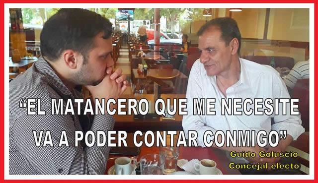 """EL MATANCERO QUE ME NECESITE VA A PODER CONTAR CONMIGO"""