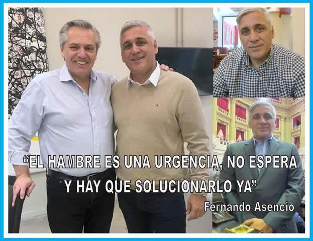 """""""EL HAMBRE ES UNA URGENCIA, NO ESPERA Y HAY QUE SOLUCIONARLO YA"""""""