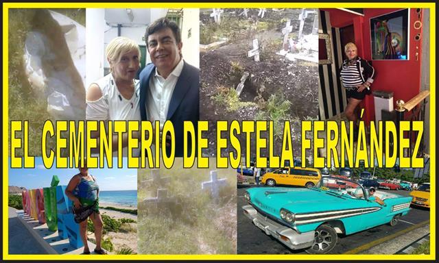 EL CEMENTERIO DE ESTELA FERNÁNDEZ