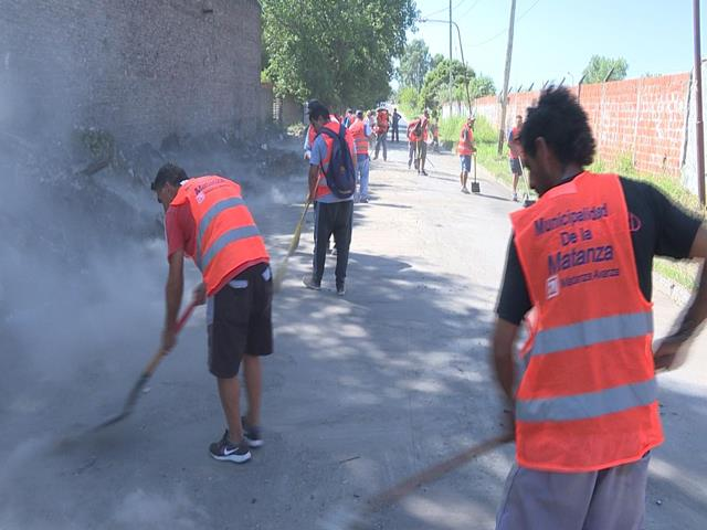 024-SP-La Matanza el municipio trabaja para erradicar los basurales-GL4