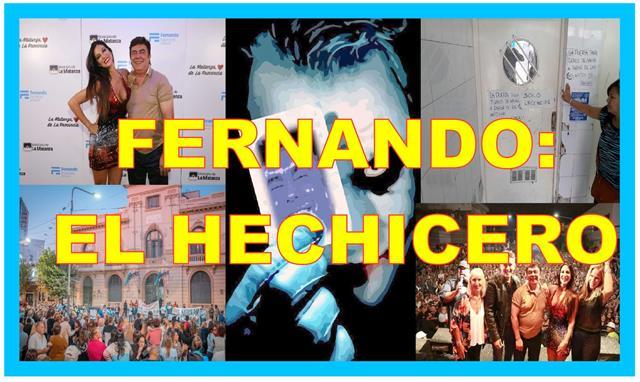 FERNANDO…!!!EL HECHICERO¡¡¡