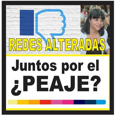 REDES ALTERADAS