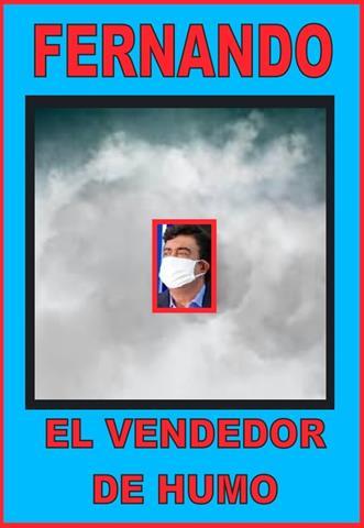 FERNANDO: EL VENDEDOR DE HUMO