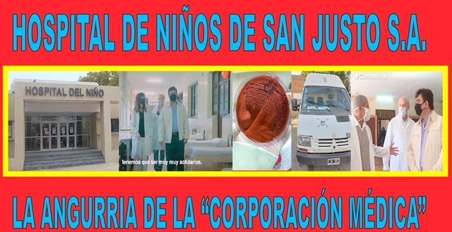 """HOSPITAL DE NIÑOS SOCIEDAD ANÓNIMA: LA ANGURRIA DE LA """"CORPORACIÓN MÉDICA"""""""