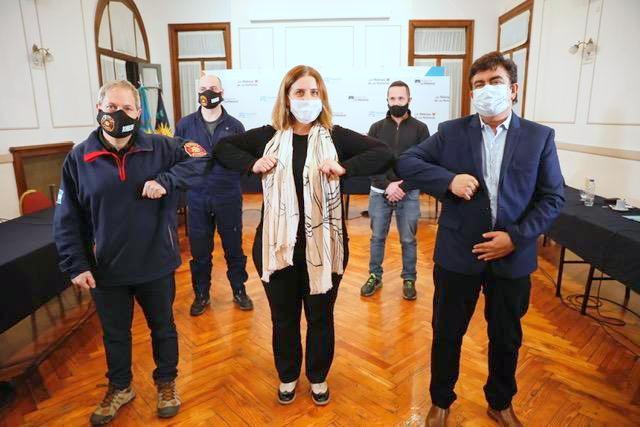 Los Bomberos Voluntarios de La Matanza bajaron el cartel de venta de su Cuartel General tras el acuerdo con el Municipio 2
