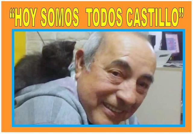 """""""HOY SOMOS TODOS CASTILLO"""""""