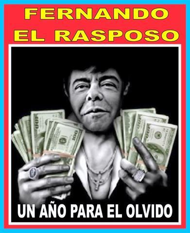 FERNANDO: EL RASPOSO