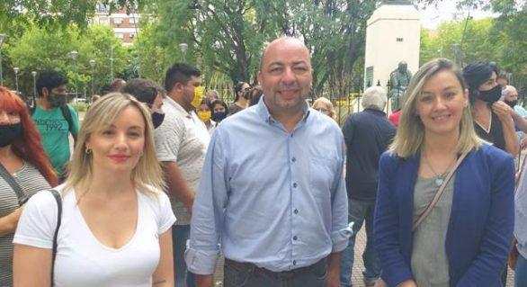 EL CONCEJAL CREUS SE SUMÓ A LA JORNADA DE CLASES ABIERTAS EN LA MATANZA