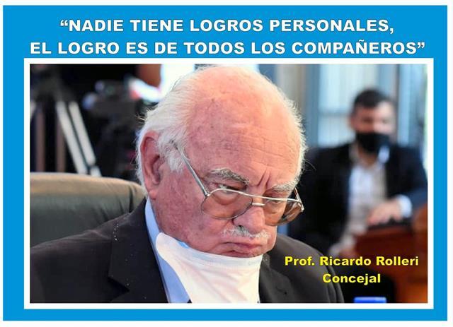 """""""NADIE TIENE LOGROS PERSONALES, EL LOGRO ES DE TODOS LOS COMPAÑEROS"""""""