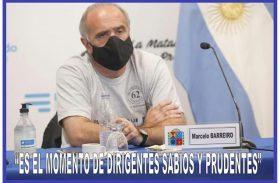 """""""ES EL MOMENTO DE DIRIGENTES SABIOS Y PRUDENTES"""""""