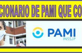 EL FUNCIONARIO DE PAMI QUE CONTAGIA