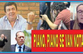 PIANO, PIANO SE VAN NOTANDO