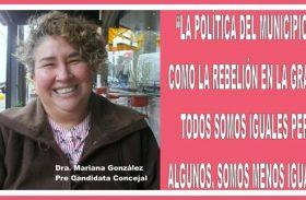 """""""LA POLÍTICA MUNICIPAL ES COMO REBELIÓN EN LA GRANJA, TODOS SOMOS IGUALES PERO ALGUNOS SOMOS MENOS IGUALES"""""""