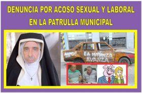 DENUNCIA POR ACOSO SEXUAL Y LABORAL EN LA PATRULLA MUNICIPAL